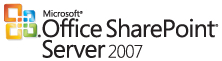 Логотип Microsoft Sharepoint Server ( MOSS 2007)